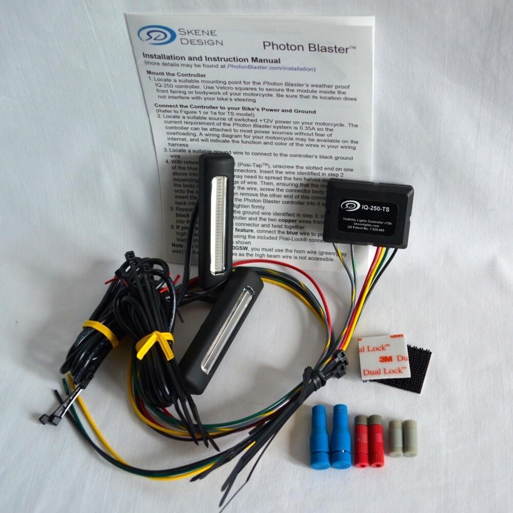 Photon Blaster - Turn Signals