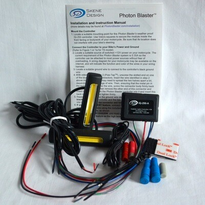 Photon Blaster - Alert