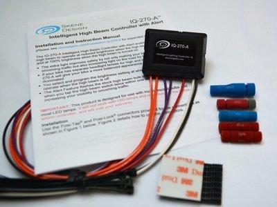 IQ-270-Alert Intelligent High Beam Controller