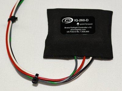 IQ-260-D Rear Visibility Controller wth Decelerometer