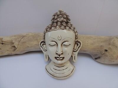 仏陀頭 壁掛け