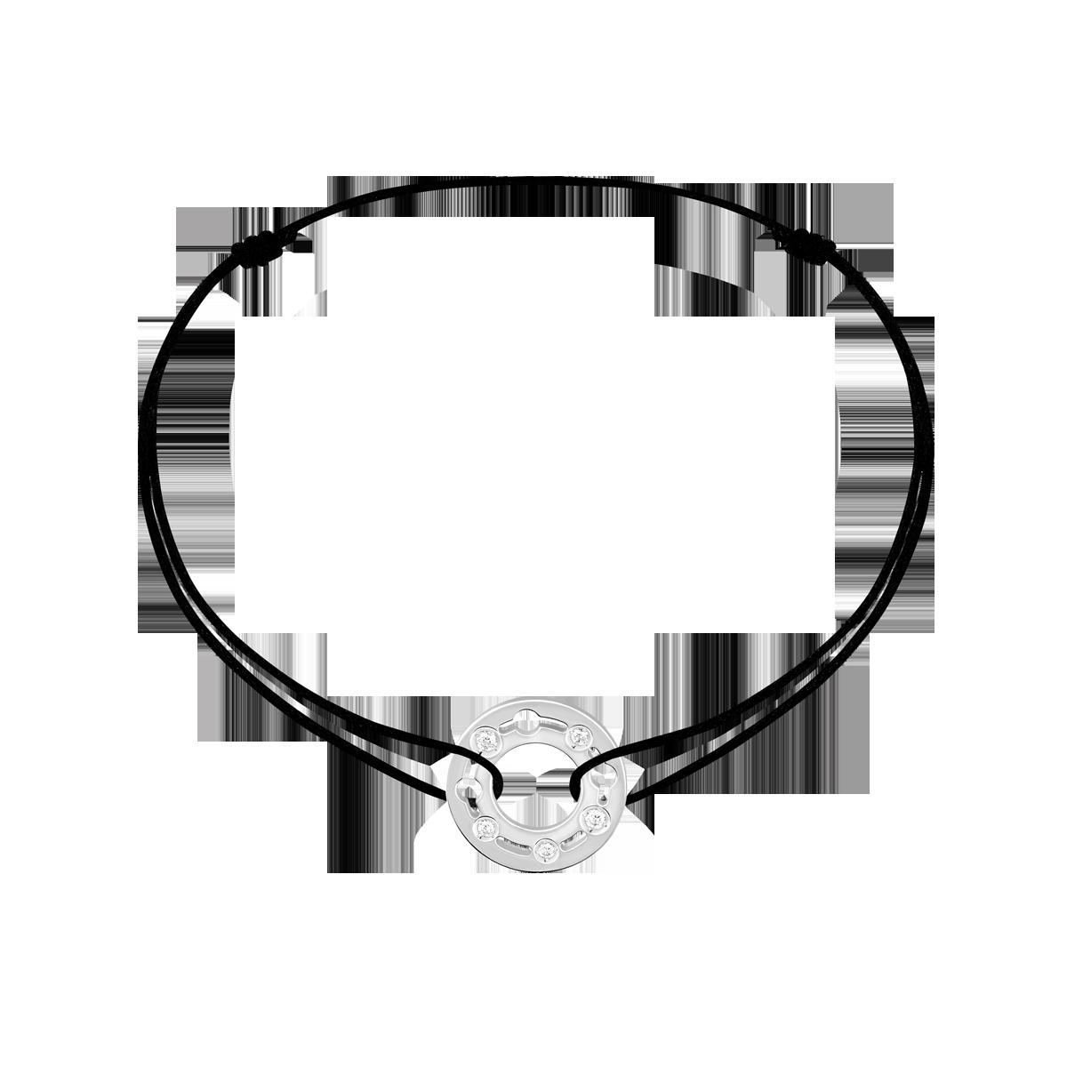Bracelet sur cordon Pulse dinh van
