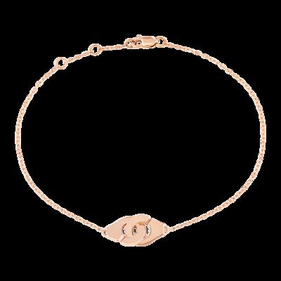 Bracelet Menottes dinh van R8 or rose