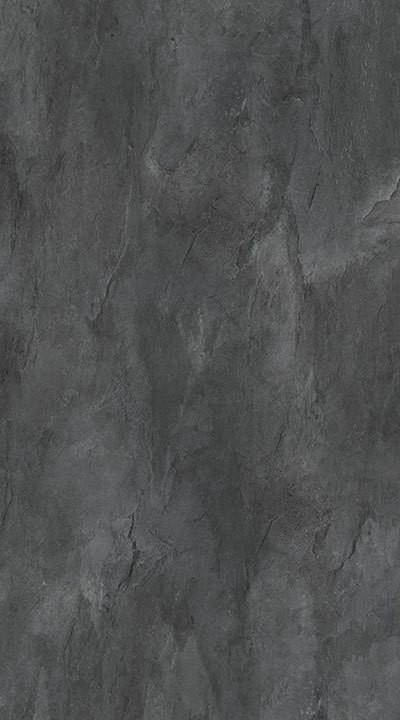 """ALUprint Kollektion - Motiv """"Schiefer dunkel"""" 1500x2550mm"""
