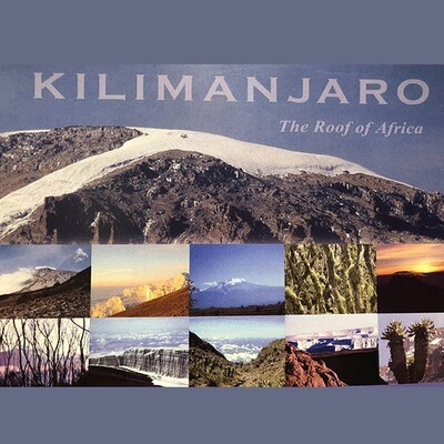 Kilimanjaro Greeting Cards