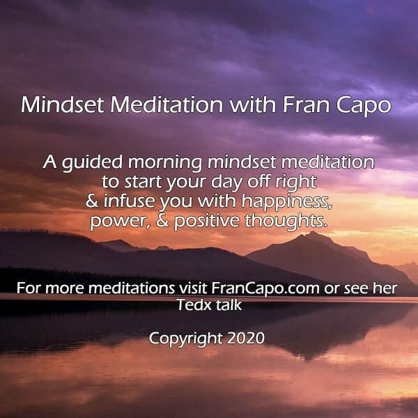 Morning Mindset Meditation