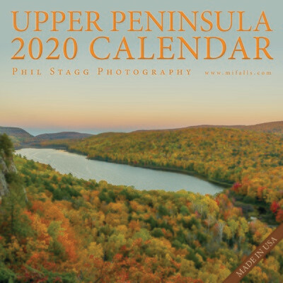 Upper Peninsula 2020 Calendar