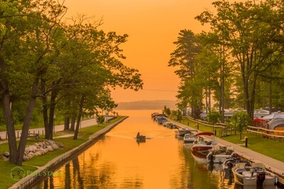 Cadillac Canal
