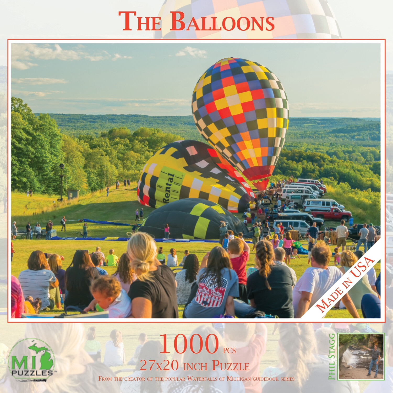 THE BALLOONS - 1,000 PIECE