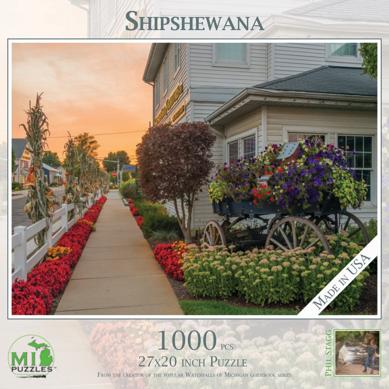 SHIPSHEWANA - 1,000 PIECE