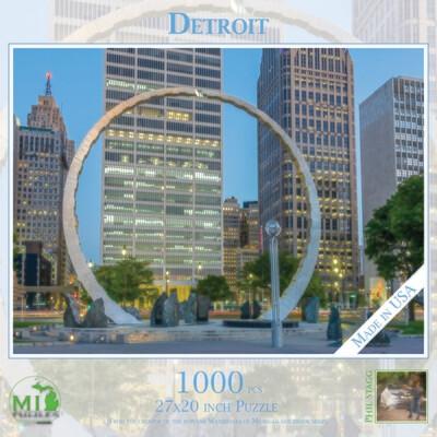 DETROIT - 1,000 PIECE