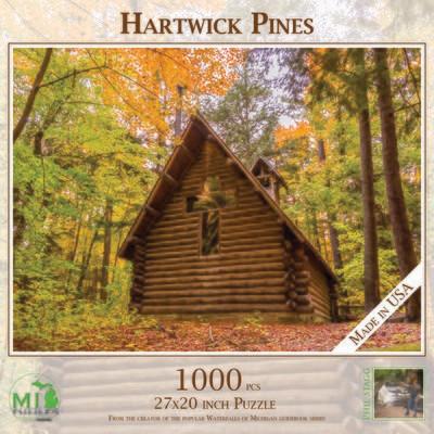 HARTWICK PINES- 1,000 PIECE