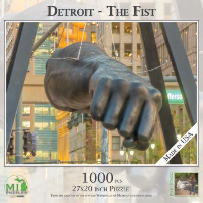 DETROIT - THE FIST - 1,000 PIECE