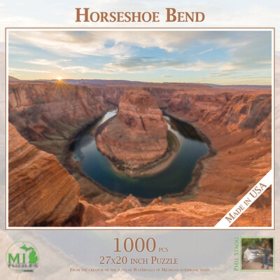 HORSESHOE BEND - 1,000 PIECE