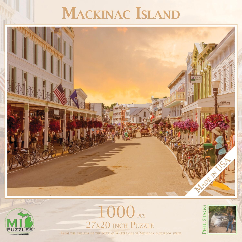 MACKINAC ISLAND - 1,000 PIECE