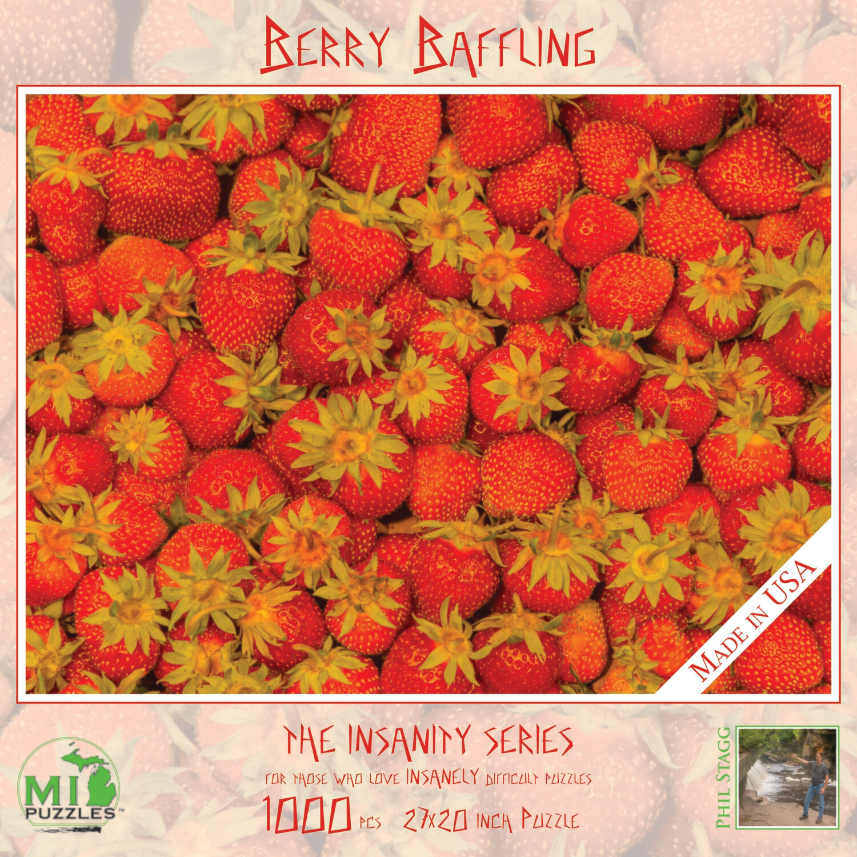 BERRY BAFFLING - 1,000 PIECE