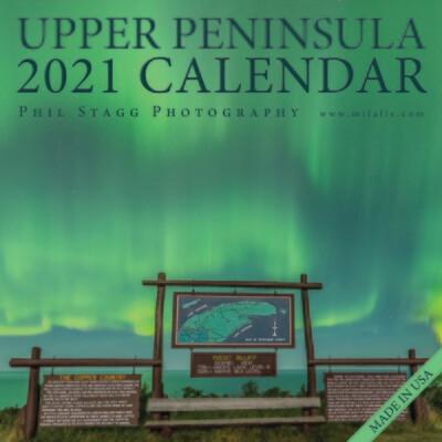 2021 Upper Peninsula Calendar