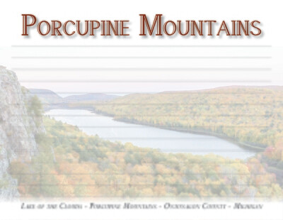 Porcupine Mountains