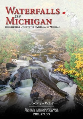 Waterfalls of Michigan (Book 4 - West)