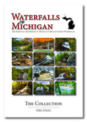 Waterfalls of Michigan - THE COLLECTION