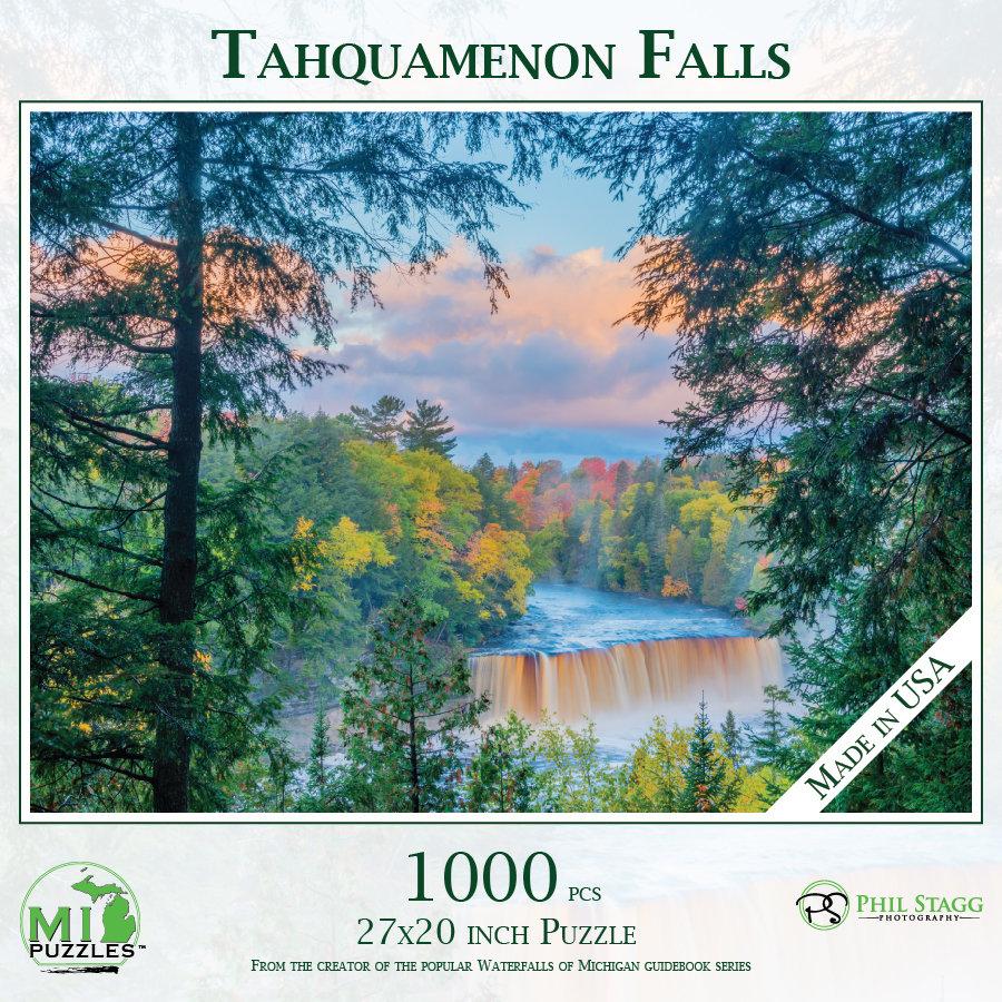 Tahquamenon Falls Puzzle
