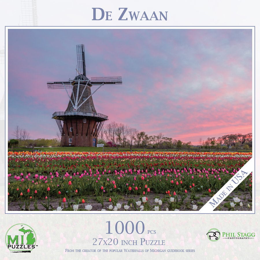 DeZwaan Windmill Puzzle
