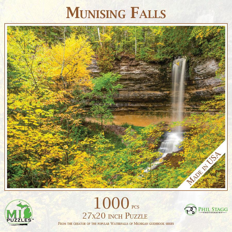 Munising Falls Puzzle