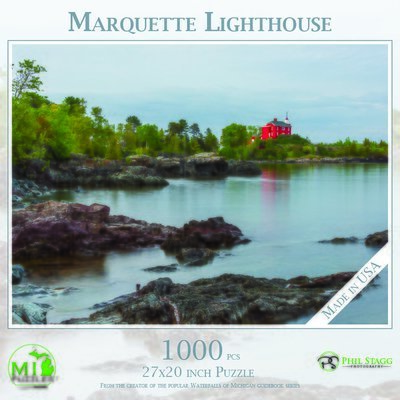 Marquette Lighthouse Puzzle