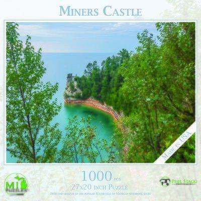 Miners Castle Puzzle