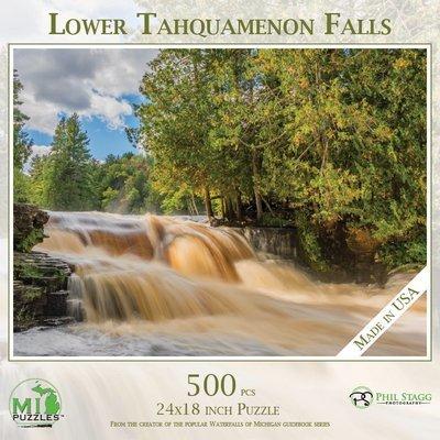 Lower Tahquamenon Falls Puzzle