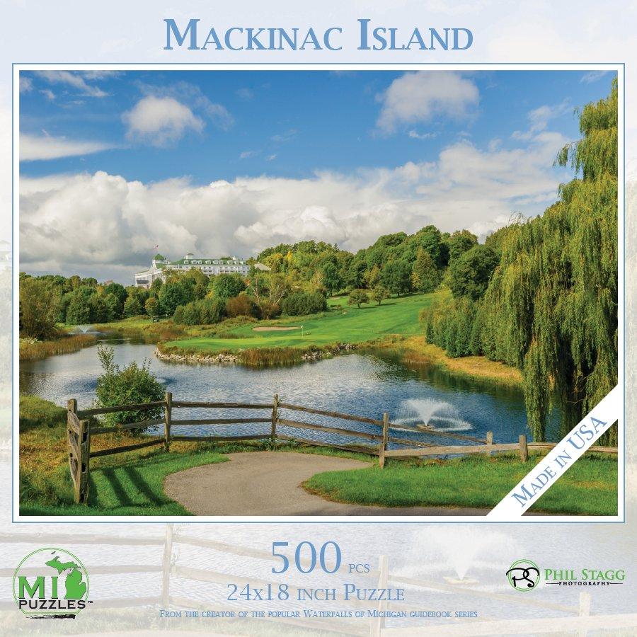 Mackinac Island Puzzle