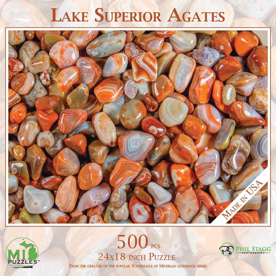 Lake Superior Agates Puzzle