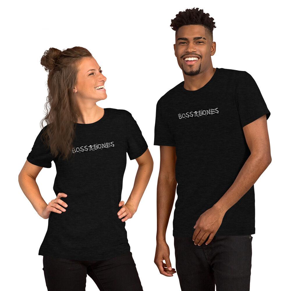 Boss Bones Bandit Short-Sleeve Unisex T-Shirt