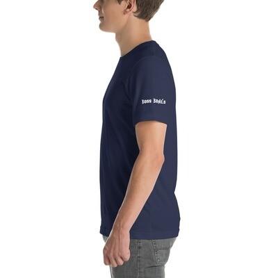Boss Bones Short-Sleeve Unisex T-Shirt