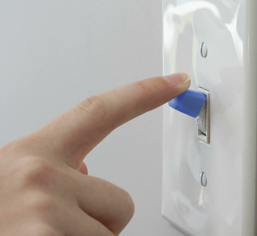 Light Switch Covers - 25 Pack