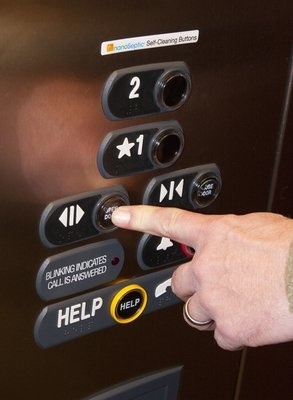 Elevator Button Covers