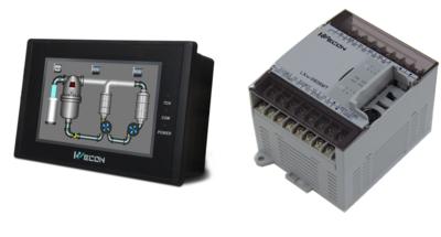 Compact Kit: 14pt PLC + 4.3