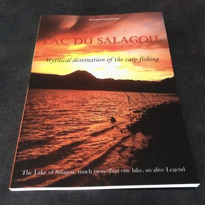 Lac du Salagou - Mythical of destination of the carp fishing