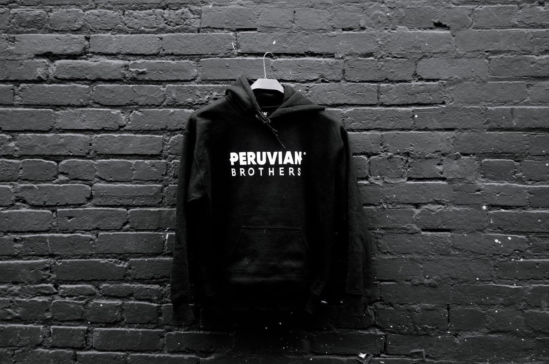 Eat Peruvian Sweatshirt