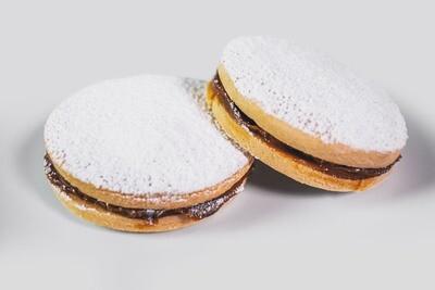 Mini Alfajores Cookies - 18 Cookies