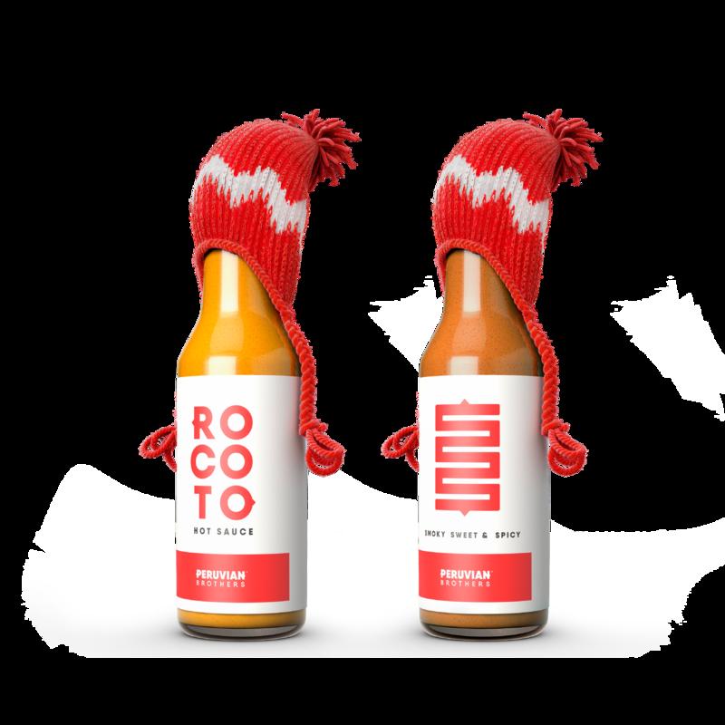 Peruvian Hot Sauce Starter Pack