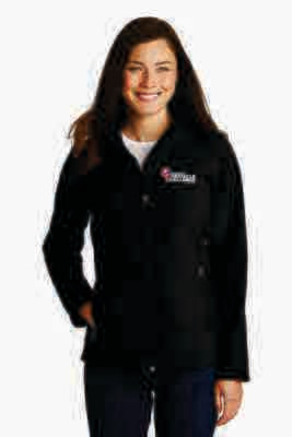 Ladies Soft Shell COCS Jacket