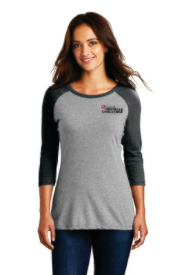 Ladies COCS 3/4-Sleeve Shirt