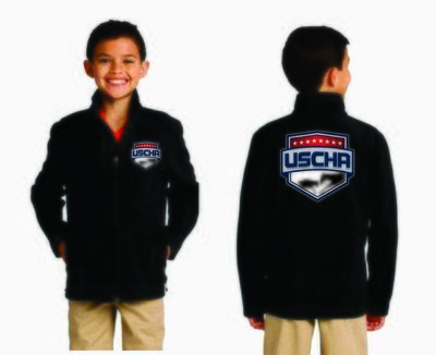 Youth Soft Shell USCHA Jacket