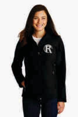 Ladies Soft Shell Randle Performance Horse Jacket
