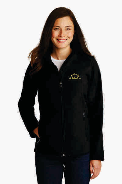 Ladies Soft Shell Rancho Del Sol Jacket