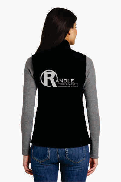 Ladies Soft Shell Randle Performance Horses Vest