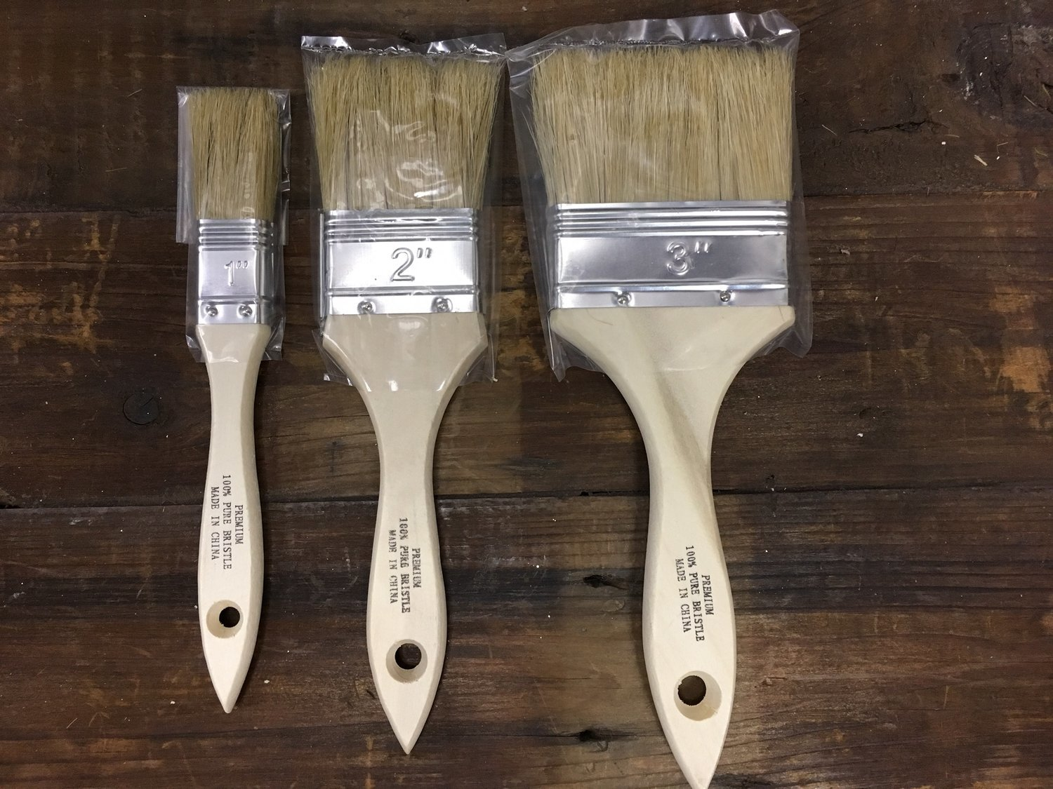 2 Inch Furniture Paint Brushes