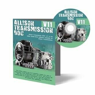 Allison DOC Premium Transmission Software