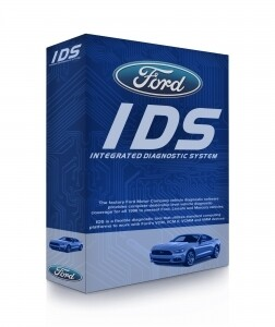Ford IDS software license